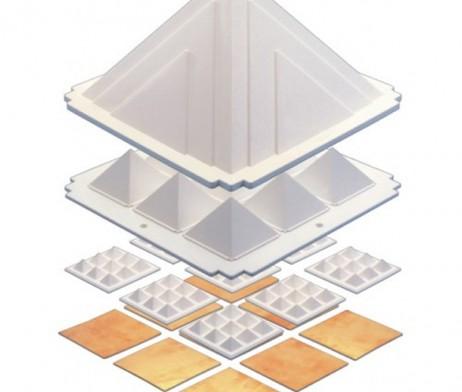 multier 9x9 max vastu pyramid