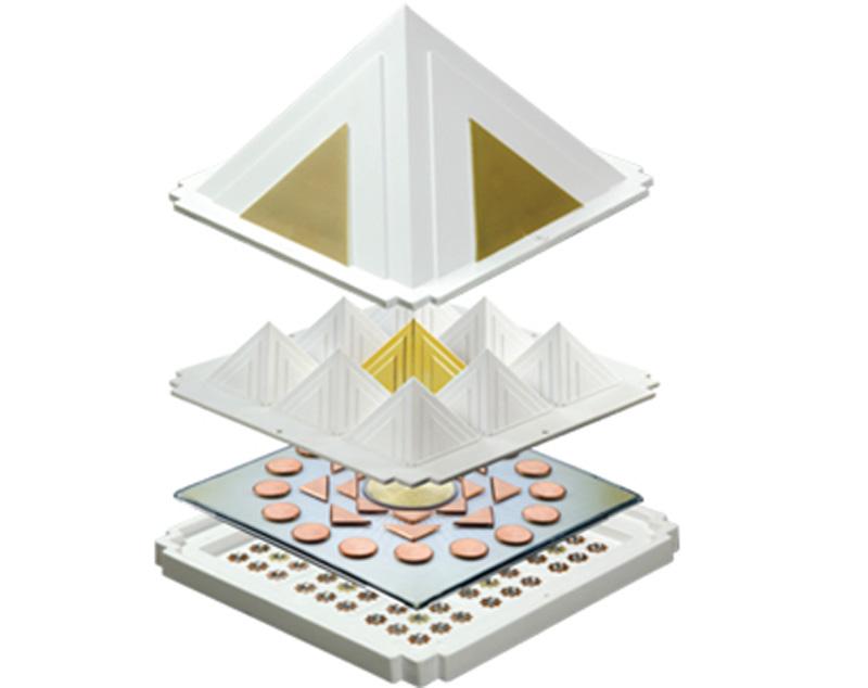 Pyramid Vastu | Pyramid Yantra | Fengshui | Reiki Products ...