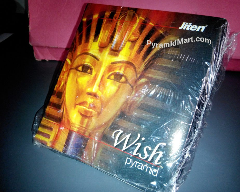 Wish Pyramid Yantra – Make Your Dreams Come True